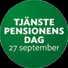 Logotyp Tjänstepensionens dag